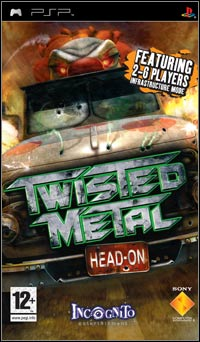 Twisted Metal Head-On [PSP] Español [MEGA]