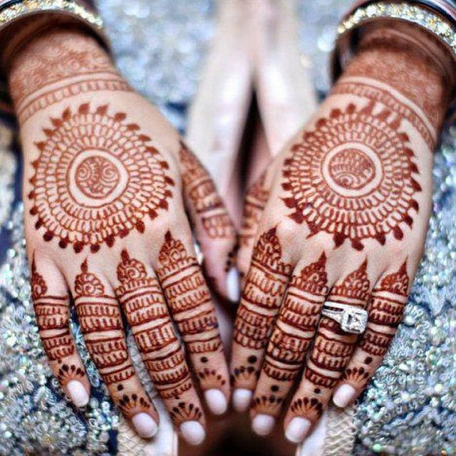 Indian Bridal Mehndi Designs For Hands