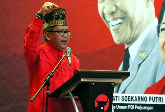 PDIP: Prabowo Pidato Korupsi Stadium 4, tapi Calegnya Kena Kasus