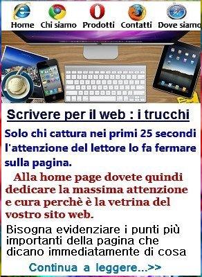 http://sitowebgratis.blogspot.it/2015/02/come-scrivere-per-il-web-i-trucchi.html