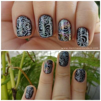 marble nails que deram errado