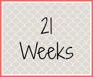 Twin Pregnancy Diary - 21 Weeks
