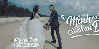 PSD Ảnh bìa Mình Cưới Nhau Đi - Pjnboys x Huỳnh James