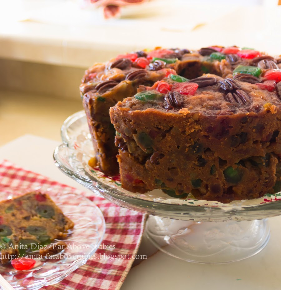 Fruit Cake-Far Above Rubies-How I Found My Style Sundays- Christmas Edition- From My Front Porch To Yours