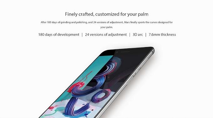 Vernee Mars страхотен китайски смартфон с iPhone 7 дизайн
