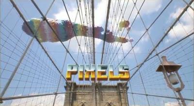 Pixels film