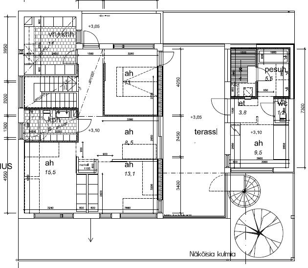 Talon piirustukset netistä