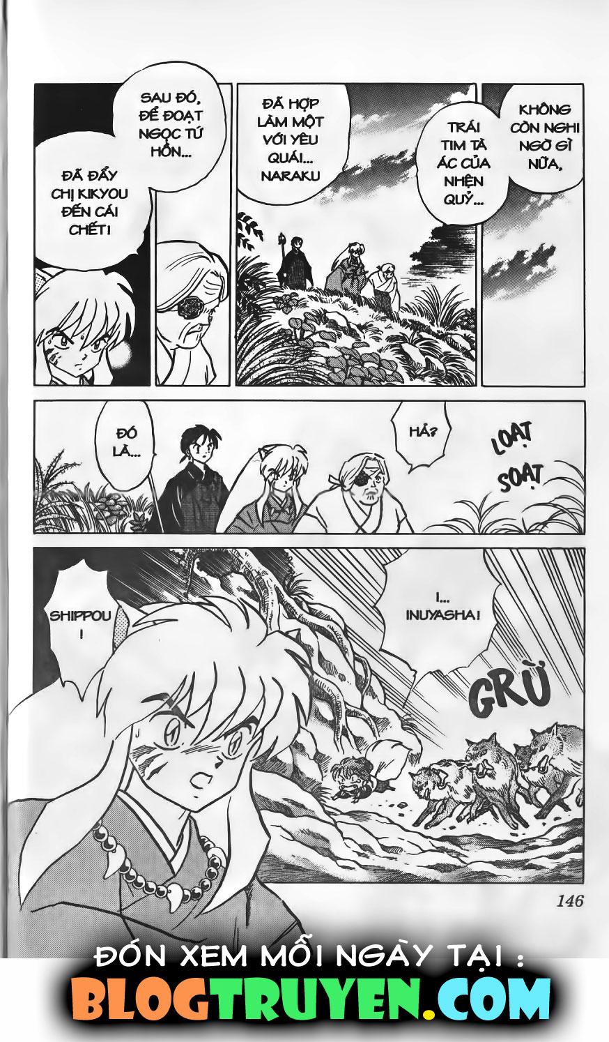 Inuyasha vol 07.8 trang 13