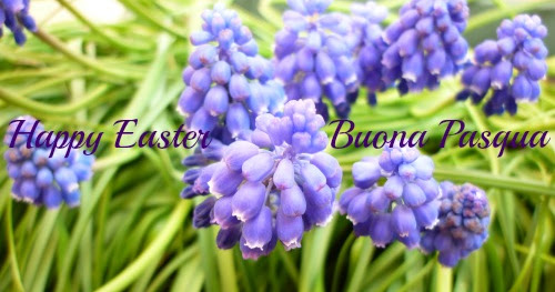 At Home With Dree: Happy Easter!   Buona Pasqua!
