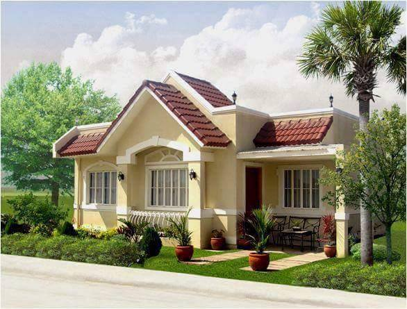 Beautiful Houses Impressive 25 Tiny Beautiful Housevery Small House Design Decoration