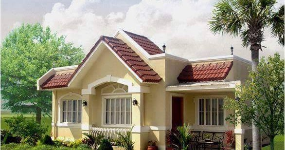 Idea for an affordable 50 sqm to 120sqm small beautiful house - 25 Tiny Beautiful House Very Small House