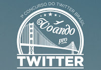 Concurso 'Voando pro Twitter' www.voandoprotwitter.com