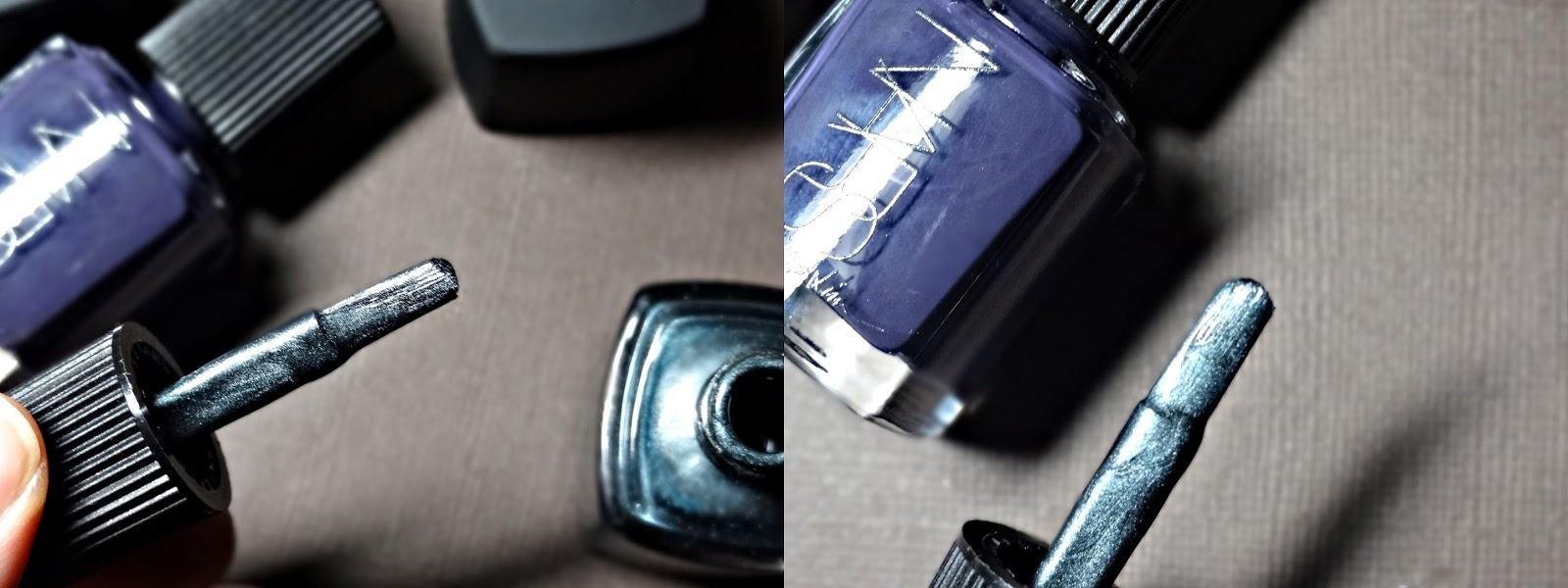 The 3.1 Phillip Lim for NARS Nail Collection Crossroads and Wrong Turn Review, Photos & Swatches