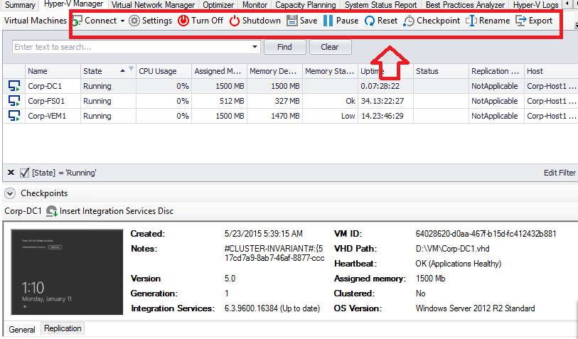 HYPER-V,SYSTEM CENTER AND AZURE: Quick Review 5nine Manager v9 Beta