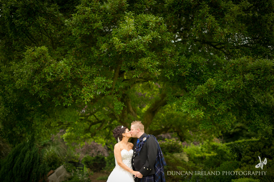 Westsound Wedding Comlongon Castle