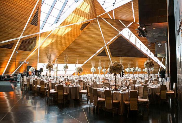 Mcnamara Alumni Center Wedding Venues