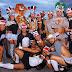 Bloco das Piranhas reúne 15 mil pessoas no Podium da Arena da Amazônia