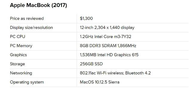 Apple MacBook -12-inch