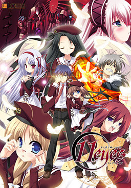 Game Visual Novel PC 11eyes -Tsumi to Batsu to Aganai no Shoujo-