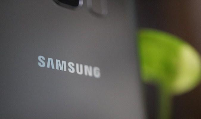 Logo Samsung Di Smartphonenya