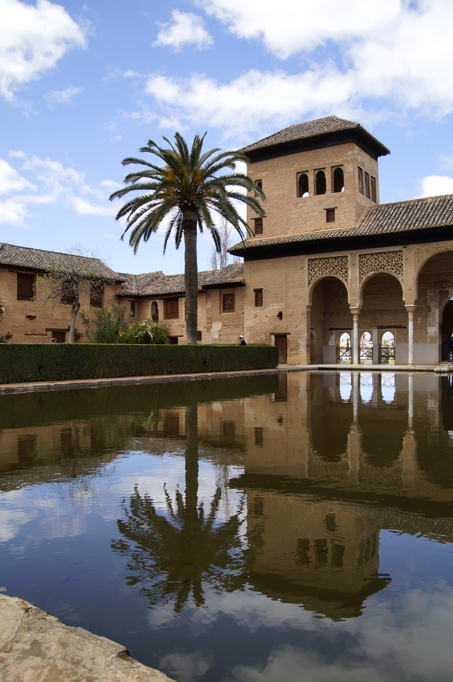 Ynas Reise Blog | The Happy Camper in Granada | Alhambra