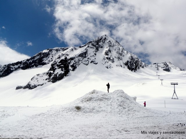 Valle de Stubai, Top of Tirol