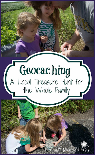 Pirate  Treasure Hunt Fun for the Whole Family with Geocaching
