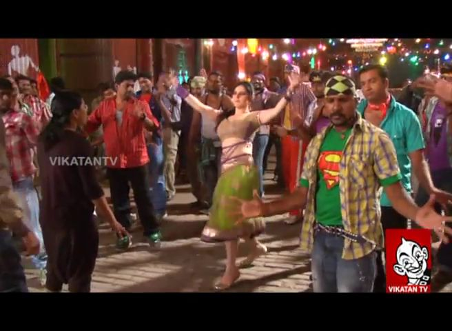 zarine khan item song shooting