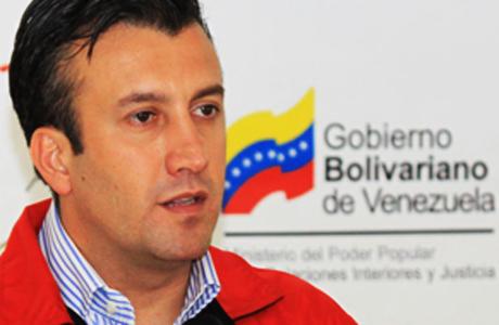 Vicepresidente de Venezuela es acusado por narcotráfico