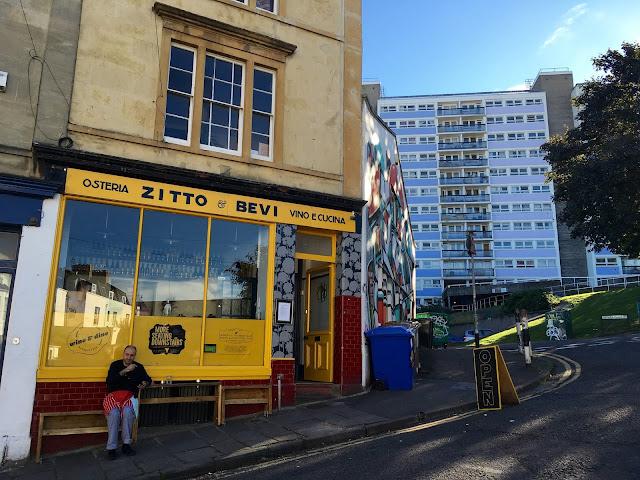 Zitto and Bevi Stokes Croft, Bristol