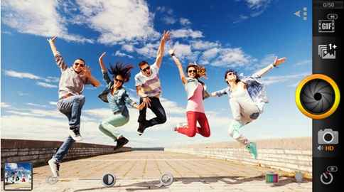 Aplikasi Foto Levitasi Android