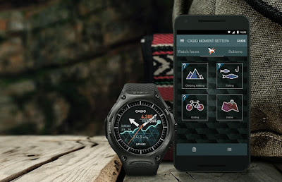 Canggihnya Smartwatch Casio WSD-F20
