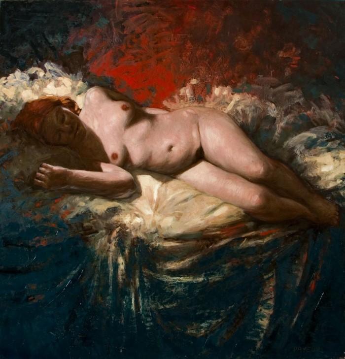 Мощные композиции. Olivier Payeur