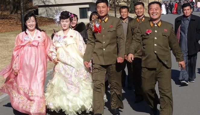 Lima Fakta Kehidupan Bahagia Di Korea Utara yang Jarang Di Ketahui