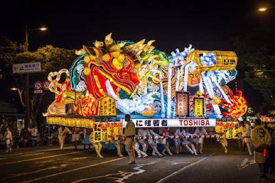 7 Festival Unik di Jepang Yang Hanya Ada Di Jepang