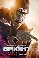 Bright (2017) Movie Poster 5