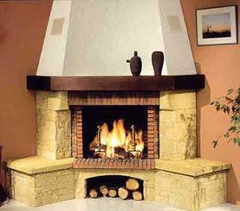 El hogar bricolgage y decoraci n chimeneas modernas - Fotos de chimeneas rusticas ...