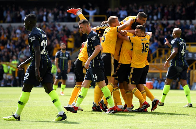 Wolves hold City to a Draw
