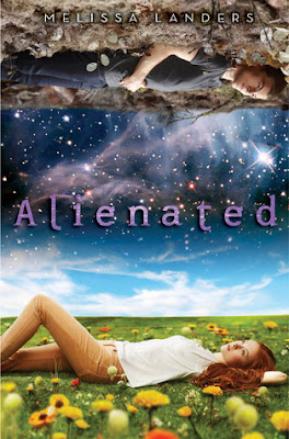 alienated, melissa landers, book, space, aliens, young adult, romance, high school