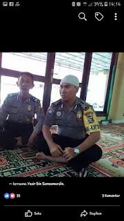 Kapolres Segera Proses Oknum Polisi Posting Ujaran Kebencian Ke NU Dan KH Said Aqil