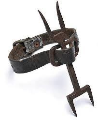 Instrumentos  de tortura reales Unknown
