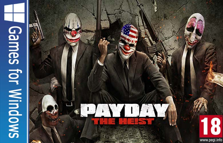 Payday The Heist Complete gamerzidn