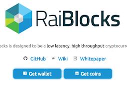 Apa Itu Raiblocks (XRB) ?
