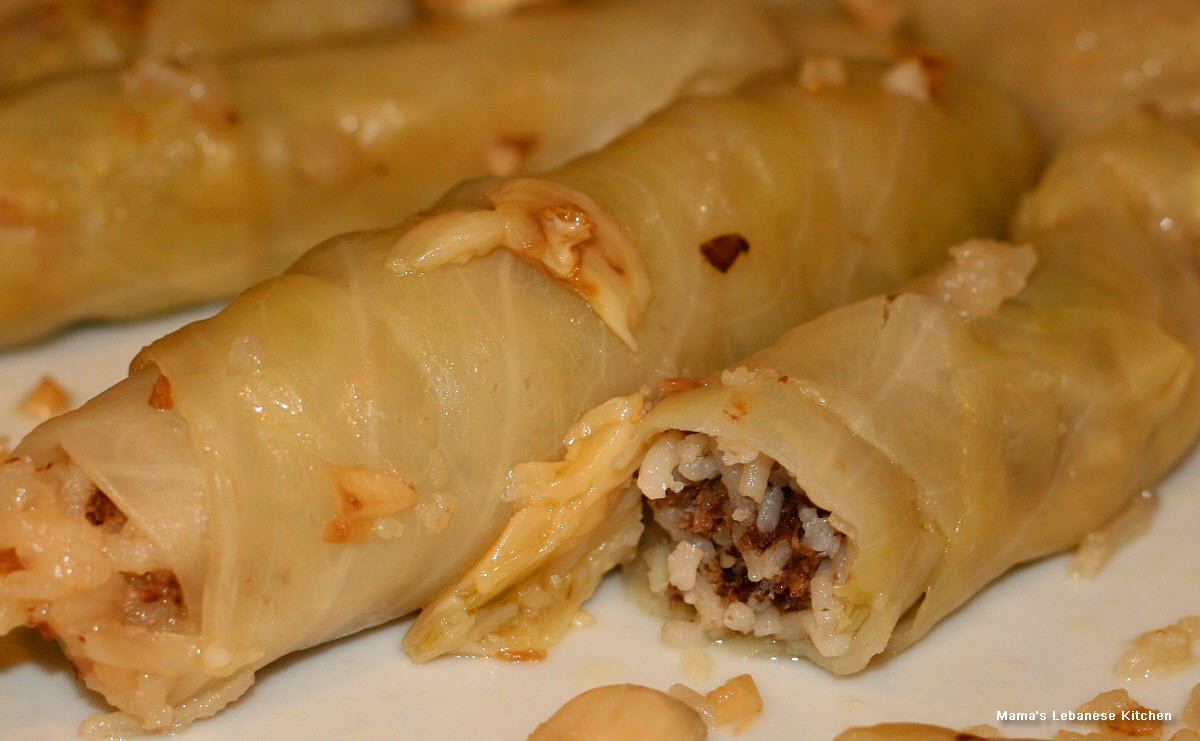... stuffed grape leaves or dolma you ought try this stuffed cabbage rolls