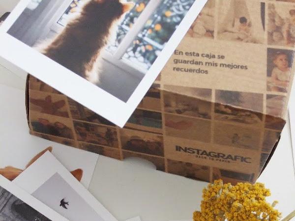 Cómo imprimir tus recuerdos de manera fácil con instagrafic