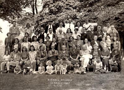 1940 Niehaus Reunion, Garfield Park, Indianapolis, Indiana
