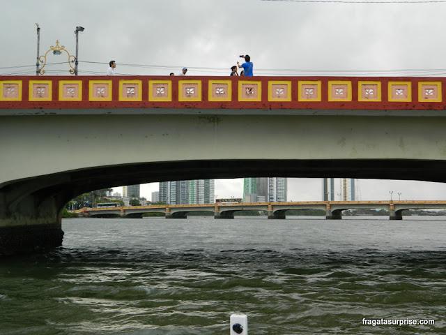 Ponte sobre o Rio Capibaribe, Recife
