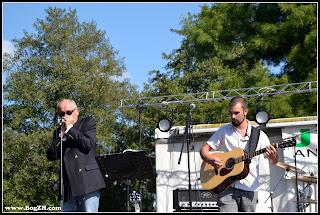 BogZH Celtic Cats ! Concert Campbon Loire Atlantique - Virades de l'Espoir - harmonica guitare folk