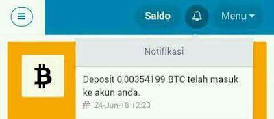 Bitcoin Miner Bot (Free 250 GHS Tanpa Deposit)