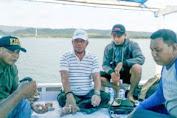 Wabup Kep. Selayar Kunjungan Kerja Ke Pulau Jampea